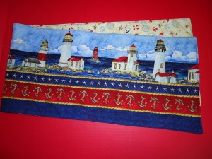 Harford County Quilted Table Runners, Maryland Quilted Table Runner