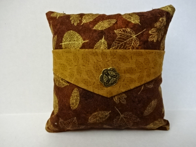 Autumn Leaves Decorative Pillow