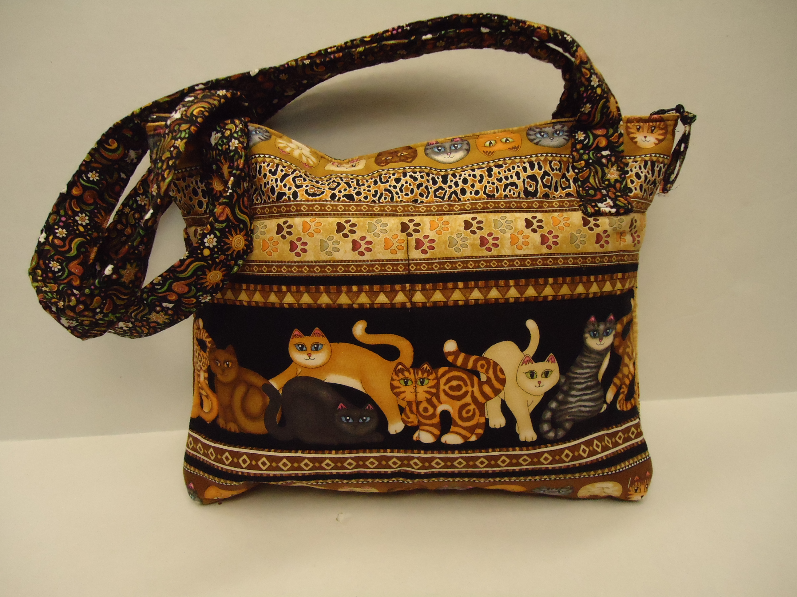 Cat Purse Outside Other Side